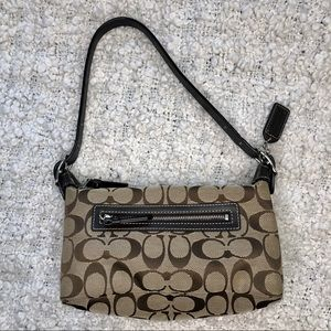 ✨2/$50 / Coach Classic Print Shoulder Bag Purse